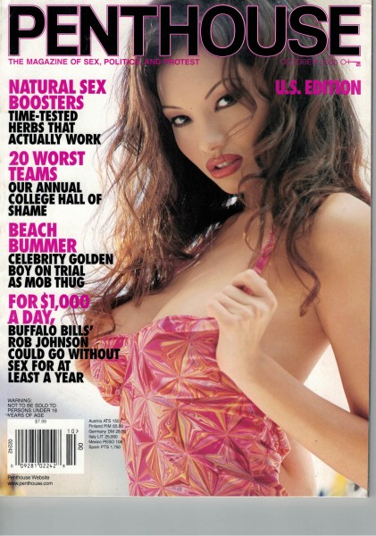 Penthouse US Edition 2000-10 Oktober