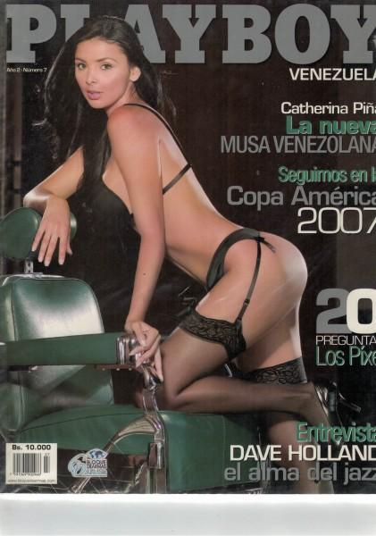 Playboy Venezuela 2007-07 Juli