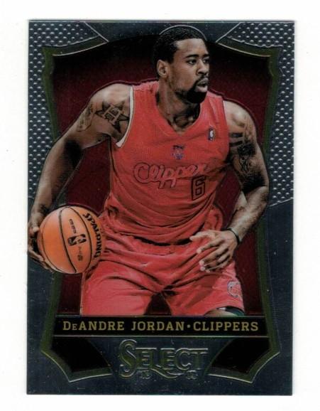 Basketballkarte - DEANDRE JORDAN - Panini - Select