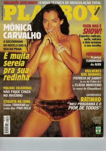 Playboy Brasilien 2001-07 Juli