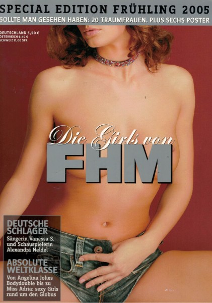 FHM - For Him Magazine - Special Edition Frühling 2005