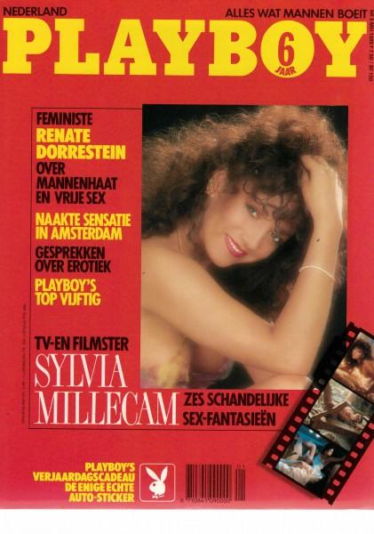Playboy Niederlande 1989-05 Mai