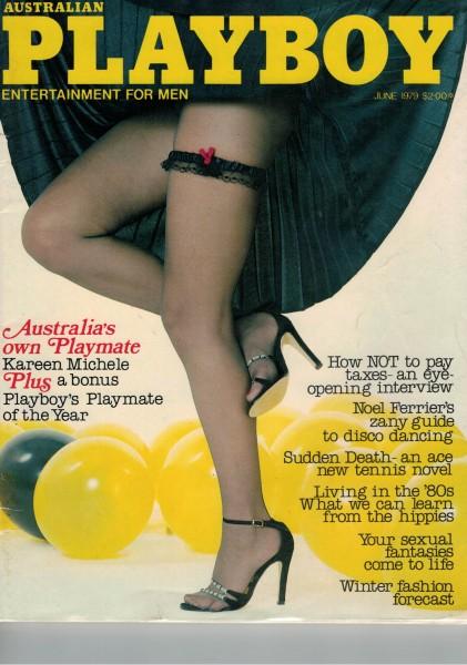 Playboy Australien 1979-06 Juni