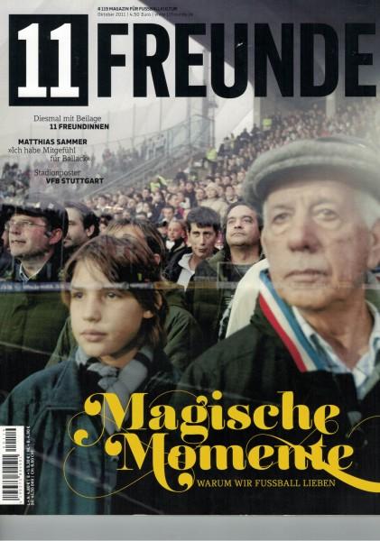 11 Freunde - 2011-10 Oktober Heft Nr. 119