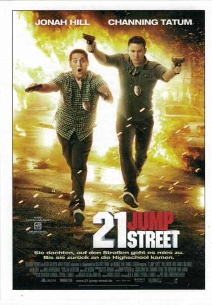 """Cinema Filmkarte """"21 Jump Street"""""""