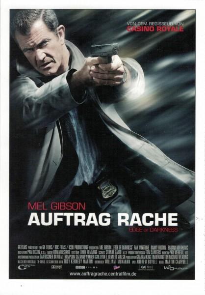 "Cinema Filmkarte ""Auftrag Rache"""