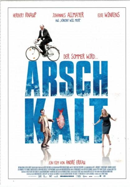 """Cinema Filmkarte """"Arschkalt"""""""