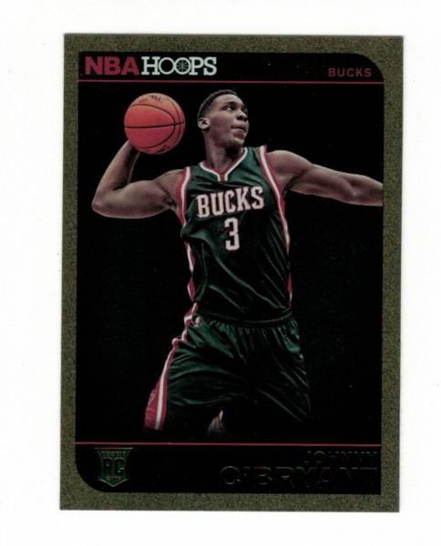 Basketballkarte - JOHNNY O´BRYANT - Panini - NBA HOOPS