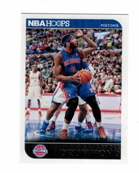 Basketballkarte - ANDRE DRUMMOND - Panini - NBA HOOPS