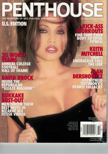 Penthouse US Edition 2001-10 Oktober