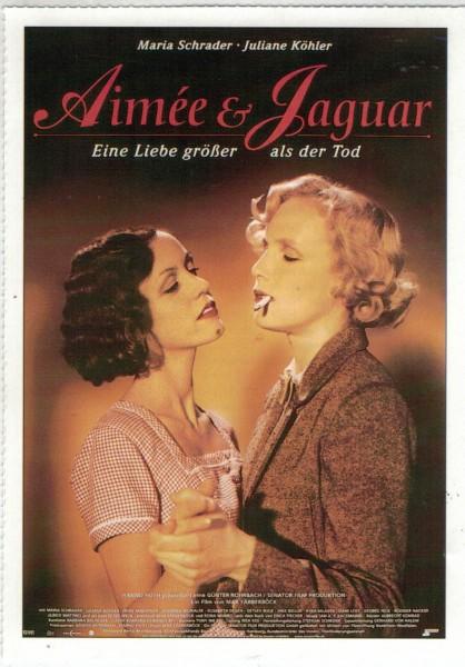 """Cinema Filmkarte """"Aimèe & Jaguar"""""""