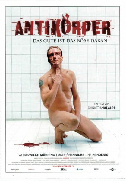 "Cinema Filmkarte ""Antikörper"""
