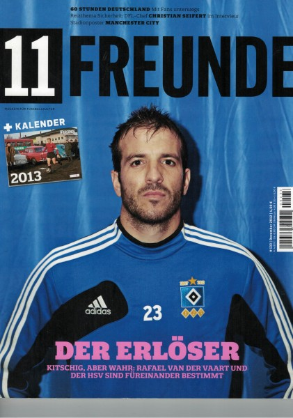 11 Freunde - Heft Nr. 133 - 12 Dezember 2012