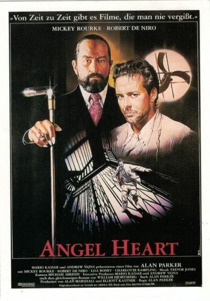 """Cinema Filmkarte """"Angel Heart"""""""