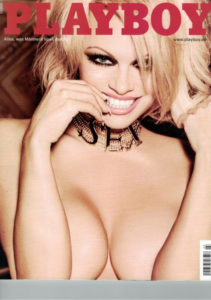 Playboy D 2016-03 März ABO-Cover