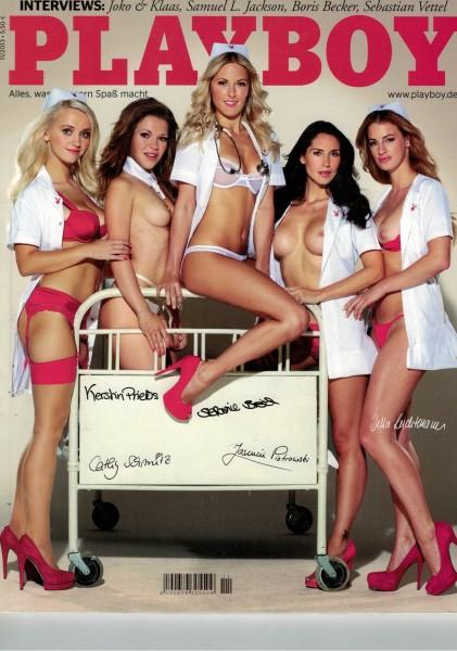 Playboy D 2013-11 November ABO-Cover