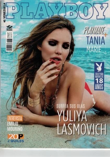 Playboy Venezuela 2017-04 April