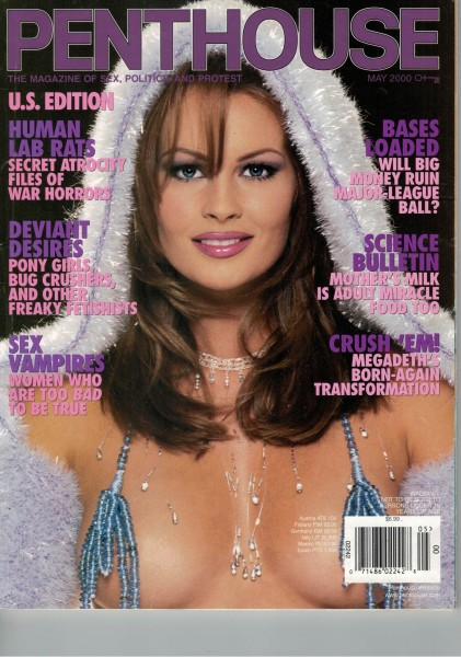 Penthouse US Edition 2000-05 Mai