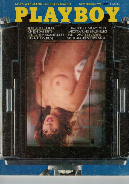 Playboy D 1975-02 Februar