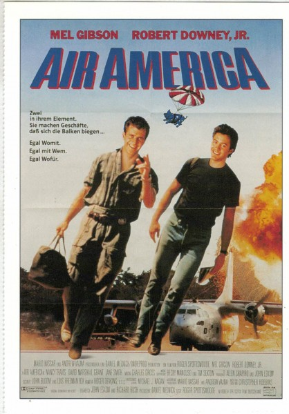 "Cinema Filmkarte ""Air America"""