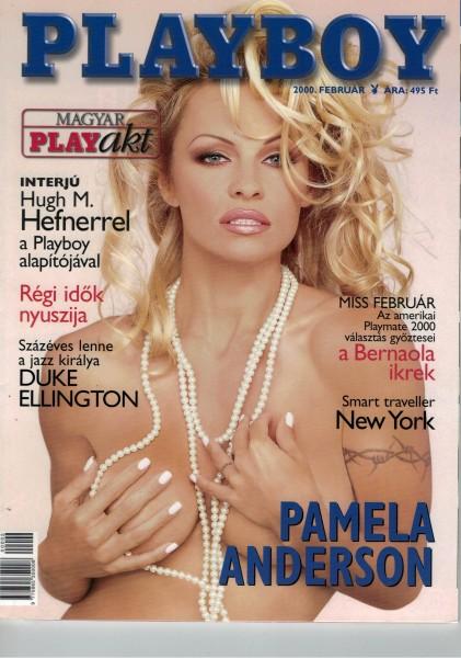Playboy Ungarn 2000-02 Februar