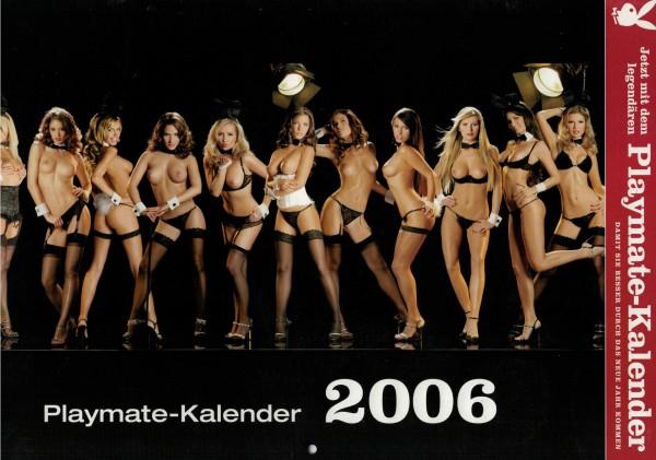 Playboy Playmate Kalender 2006