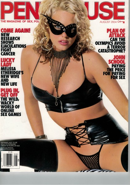 Penthouse US Edition 2004-08 August