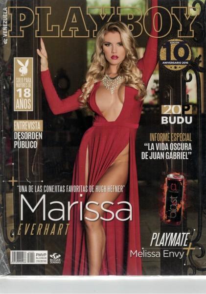 Playboy Venezuela 2016-10 Oktober
