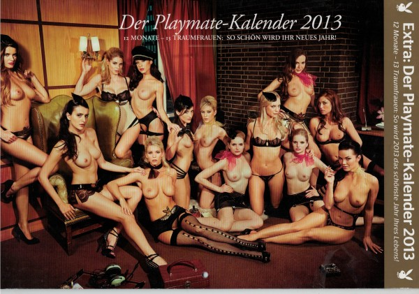 Playboy Playmate Kalender 2013
