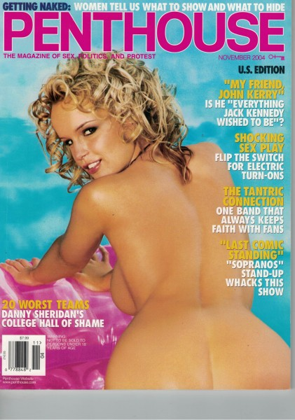 Penthouse US Edition 2004-11 November