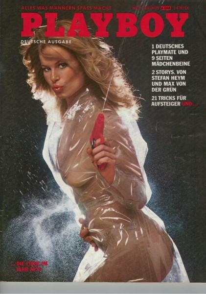 Playboy D 1975-07 Juli