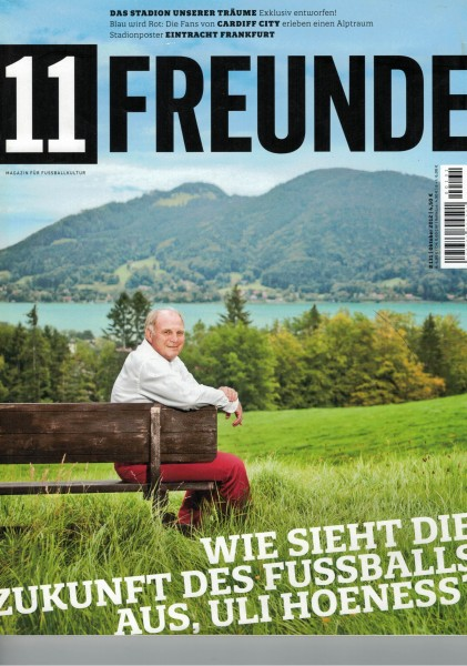 11 Freunde - Heft Nr. 131 - 10 Oktober 2012