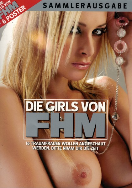 FHM - For Him Magazine - Sammlerausgabe 01/2007