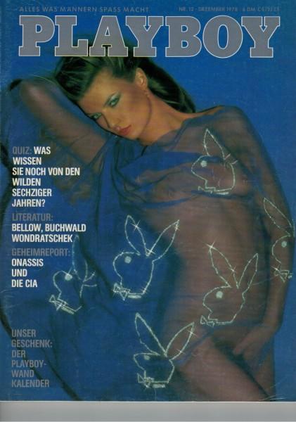 Playboy D 1978-12 Dezember