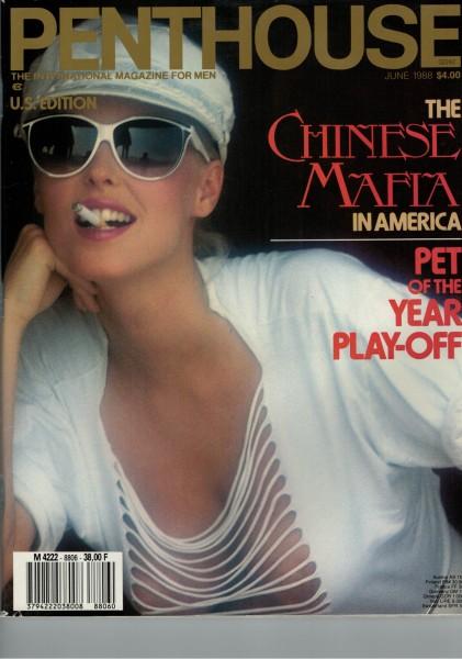 Penthouse US Edition 1988-06 Juni