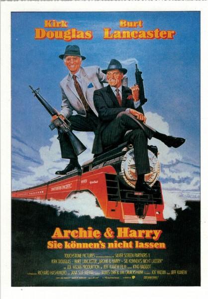 """Cinema Filmkarte """"Archie & Harry - Sie können´s nicht lassen"""""""