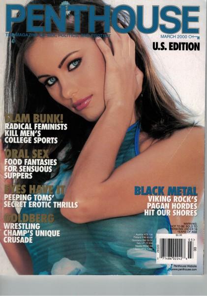 Penthouse US Edition 2000-03 März