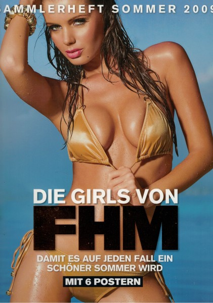 FHM - For Him Magazine - Sammlerausgabe 03/2009