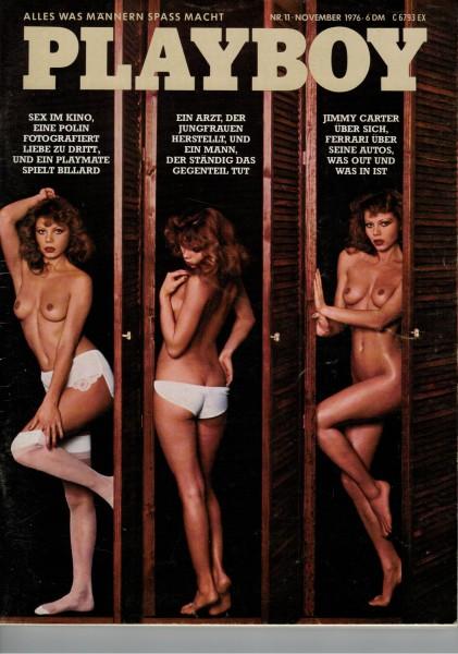 Playboy D 1976-11 November