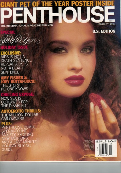 Penthouse US Edition 1994-01 Januar