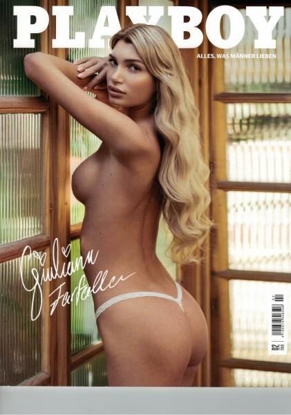 Playboy D 2018-02 Februar ABO-Cover