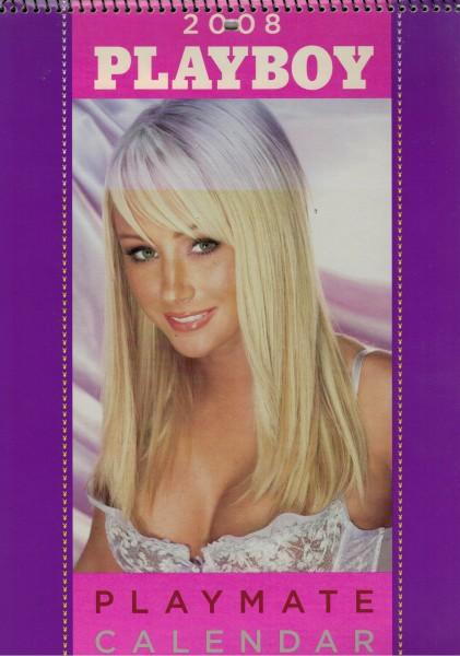 Playboy US Playmate Kalender 2008