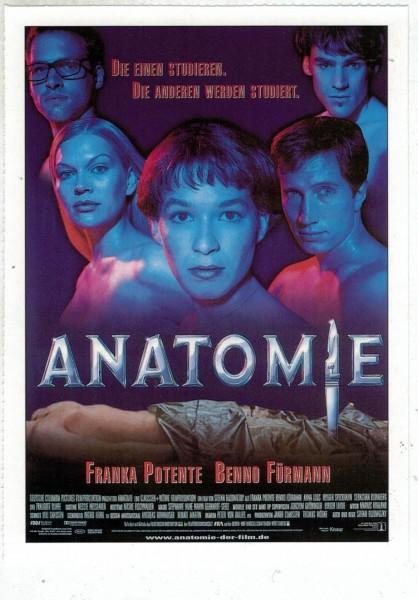 """Cinema Filmkarte """"Anatomie"""""""