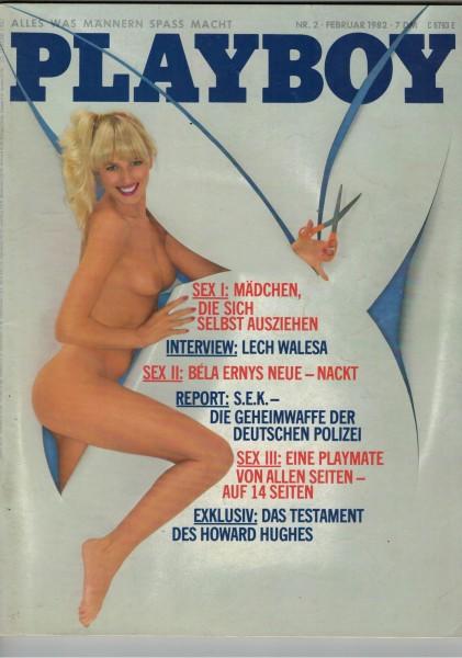 Playboy D 1982-02 Februar
