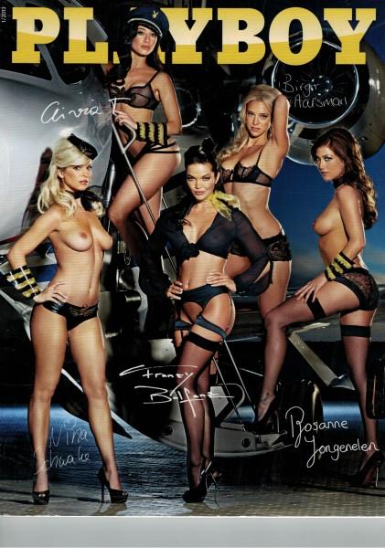Playboy D 2013-01 Januar
