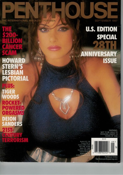 Penthouse US Edition 1997-09 September