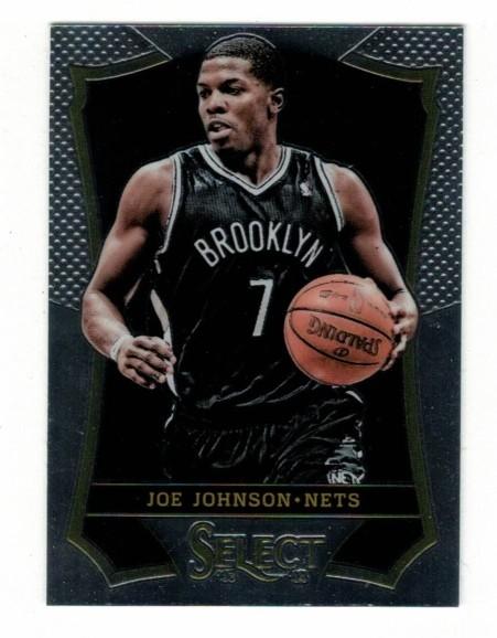 Basketballkarte - JOE JOHNSON - Panini - Select