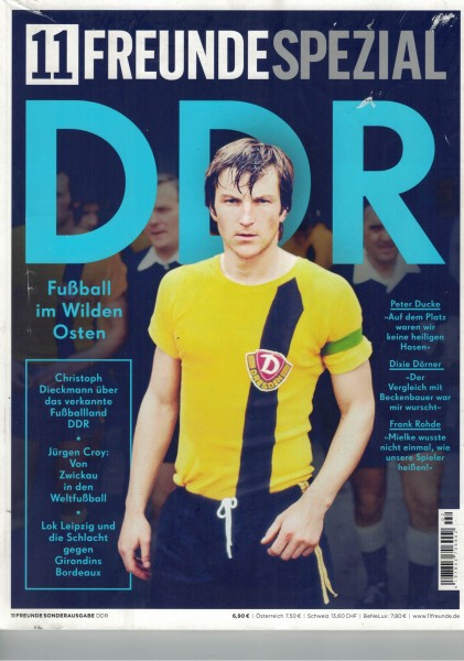 11 Freunde Spezial - DDR
