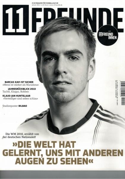 11 Freunde - Heft Nr. 110 - 01 Januar 2011