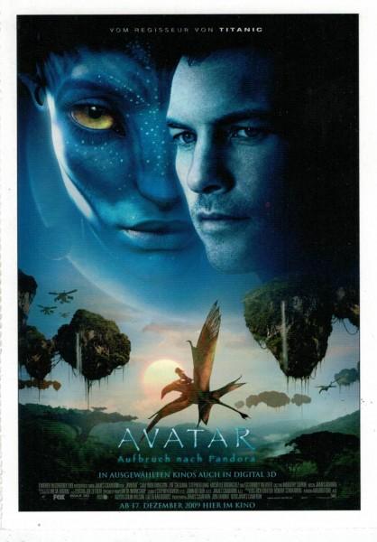 """Cinema Filmkarte """"Avatar - Aufbruch nach Pandora"""""""